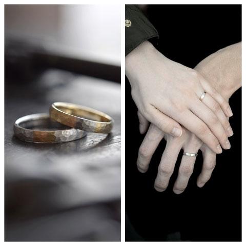 中富良野町 N様ご夫妻の結婚指輪