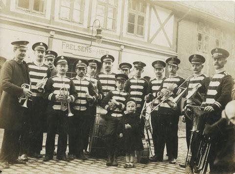 Danish Staff Band