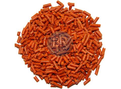 karotten pellets, möhren pellets