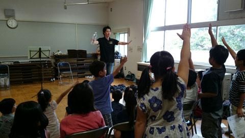 アンサンブル派遣@大和田小学校(ぱわーあっぷくらぶ)