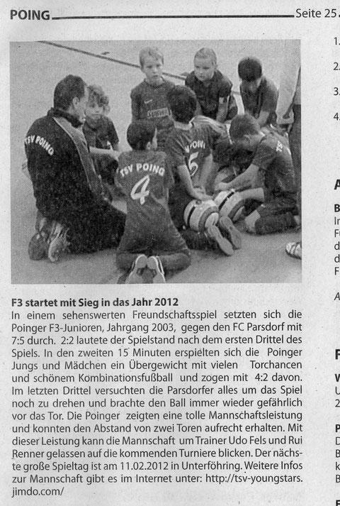 Poinger Gemeindeblatt - Ausgabe 4/2012 (25.01.2012)