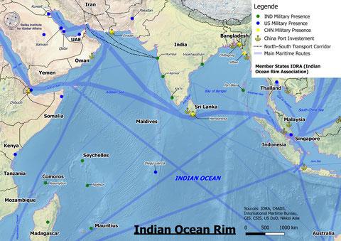 Indian Ocean Rim