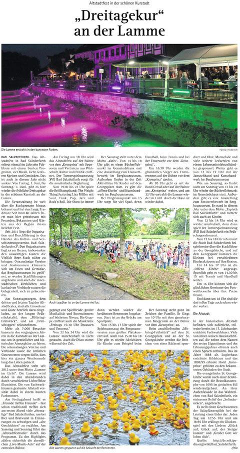 Quelle: Kehrwieder am Sonntag vom 26./27.05.2018