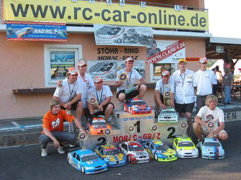 European Championship TC 2007  STÖHR - RING  Kirchberg / Raab   148 Driver