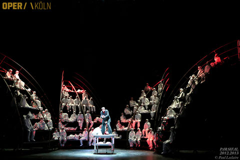 Parsifal an der Oper Köln