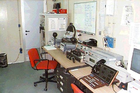Vecchia sala radio