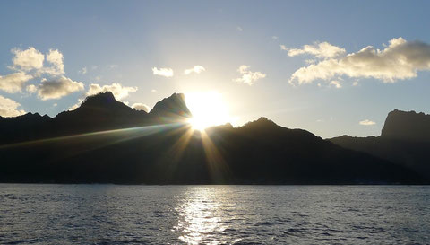 Moorea. Photo Drukpa Tahiti.