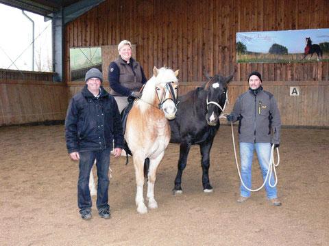 Tanja und ihre Männer (O-Ton Desmond) :-)