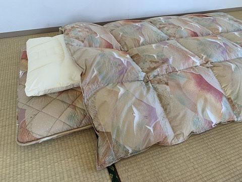 業務用ベッド 布団 寝具 寝装品 ホテル 施設 栃木県 家具 法人