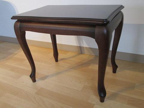 リビングテーブル センターテーブル サイドテーブル アンティーク 猫脚 カブリオール 栃木県 家具 インテリア