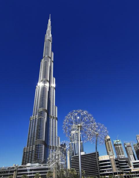 Der Burj al Arab & Das Jumeirah Beach Hotel