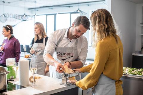 KochSuite Freiburg Tagung mit Koch-Event