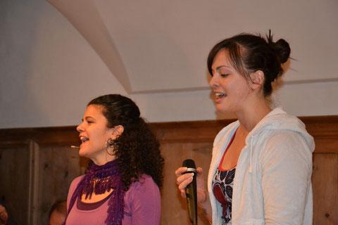 in der Kirche Bever am 12.12.2013