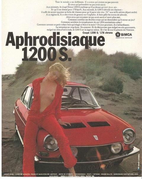 Aphrodisiaque 1200S