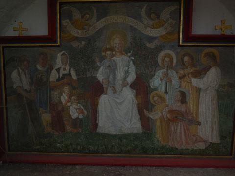 Maria mit dem Kinde lieb • uns allen deinen Segen gib, Hagsbronn