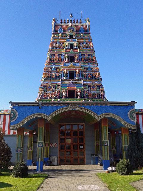 Tempel in Hamm