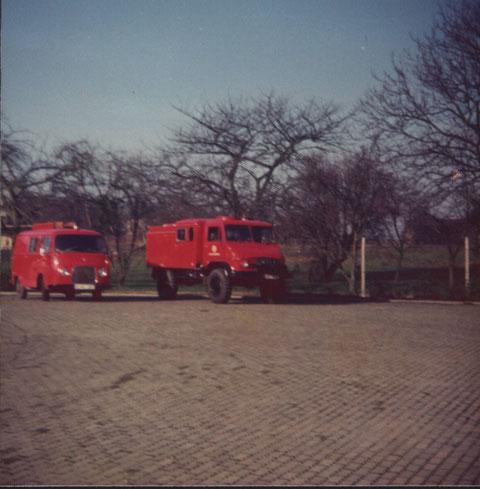 Ford Transit 1962-75 (links)