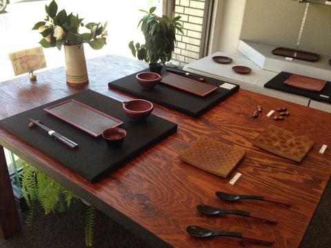 鎌倉漆工房いいざさ|板皿