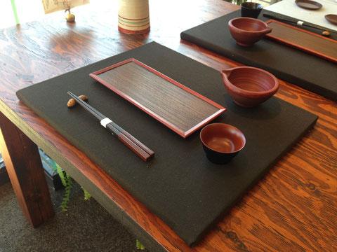鎌倉彫|鎌倉漆工房いいざさ|板皿