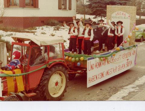 A-Jugend Fastnacht 1977
