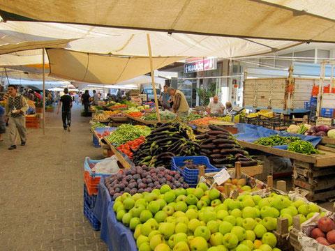 Markt in Finike