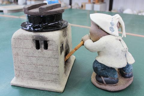 陶芸教室のカリキュラム かまどの茶香炉