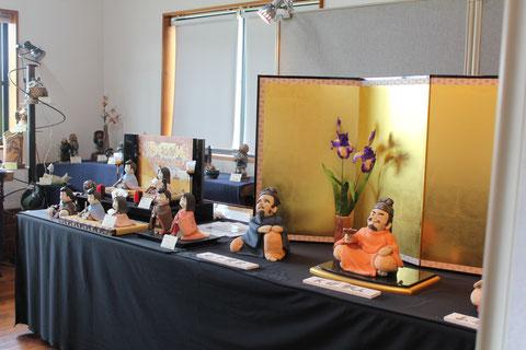 ギャラリーの展示風景