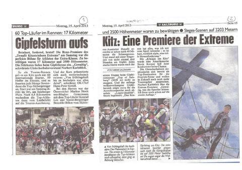 Kitzsteinhorn Extreme