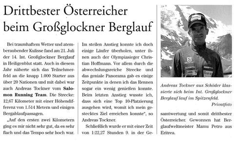 Gemeindezeitung Schöder
