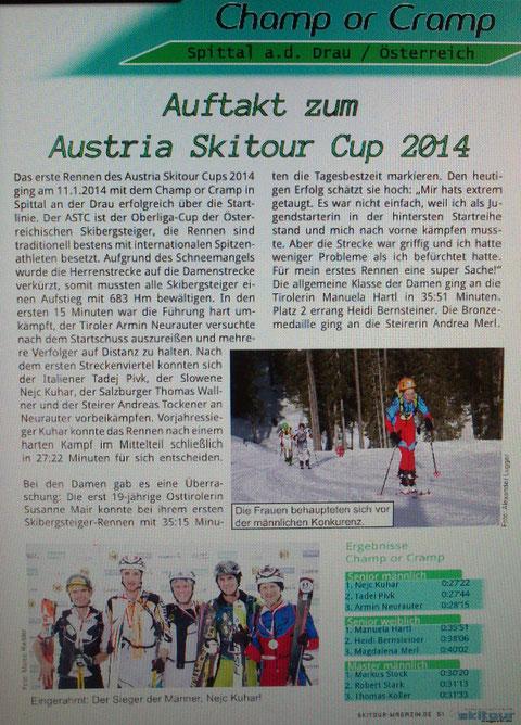Skitouren Magazin
