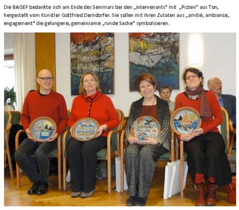 BAGEF Bundesseminar 2013