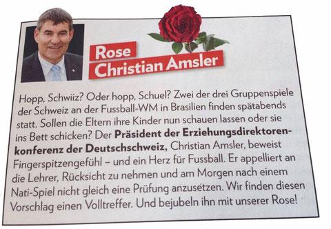 Quelle: Schweizer Illustrierte (SI)