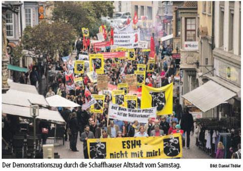 Quelle: Schaffhauser Bock, 21. Oktober 2014