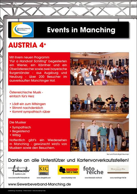 Austria 4+ - Klick zum Vergrößern