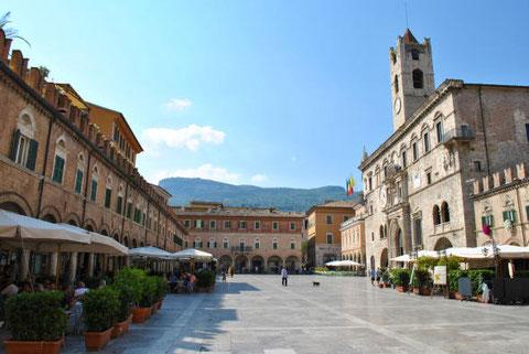 Vakantiehuis huren Casa Panoramica Italië Le Marche Ascoli Piceno