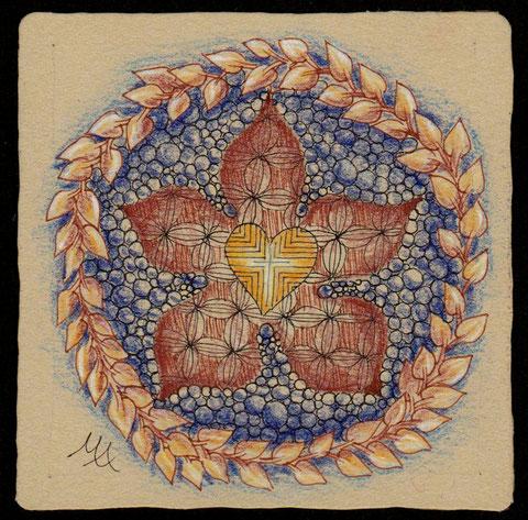 Patterns: Poke Leaf, Bales, Tipple