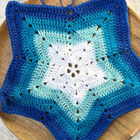 Nachgehäkelt > Bernat Star Blanket - Häkeln macht glücklich ...