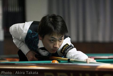 Hiroyuki Murayama 2009 初優勝の全日本ローテ時