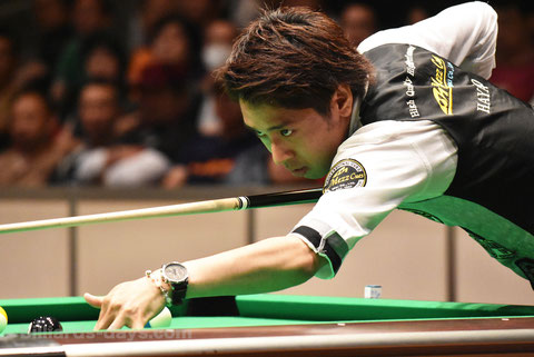 Hayato Hijikata won 2016 Japan Open