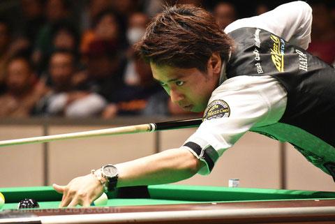 Hayato Hijikata won 2016 Japan Open
