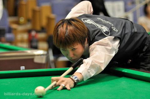 20歳の頃。2010全日本選手権9位タイ(ベストアマ)