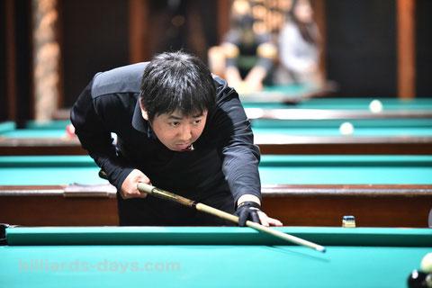 Winner : Yasuhiro Kijima 喜島安広