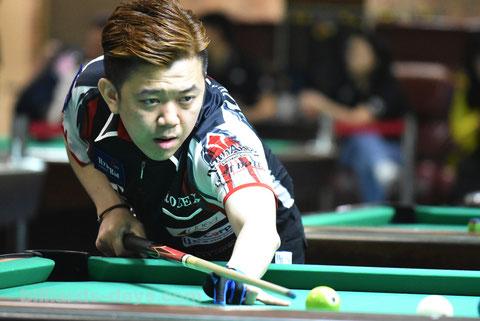 Winner:羅立文 Lo Li wen