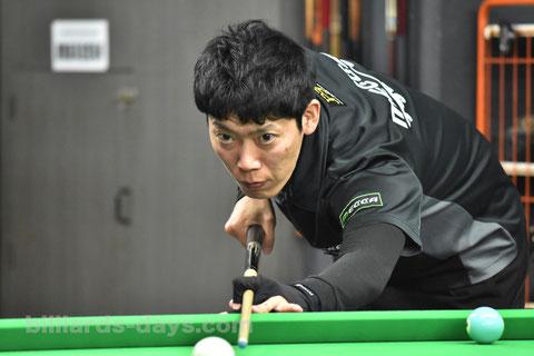 Daisaku Nishijima GPE-2優勝者→GPE-3にシードで登場