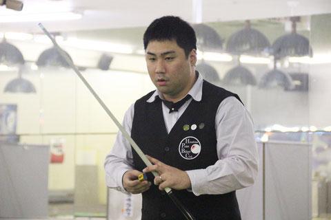 西日本代表:中野雅之 Photo :  JAPA