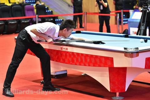Naoyuki Oi 写真は2018 China Openにて