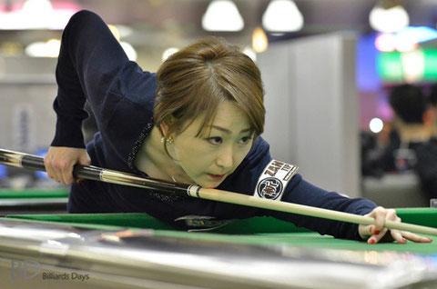 曽根恭子(Kyoko Sone) ※現地予選(ステージ1)より