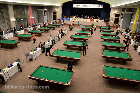 June 2015 Huis Ten Bosch Kyusyu Open