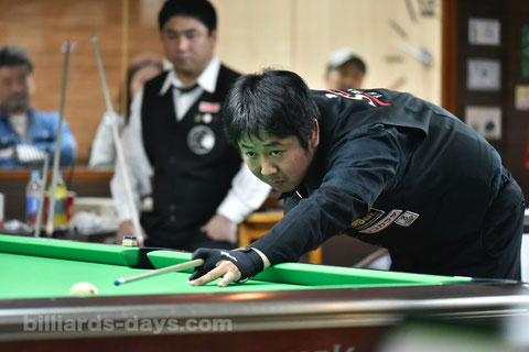 Yasuhiro Kijima won KYUSEI amateur title. 6 times