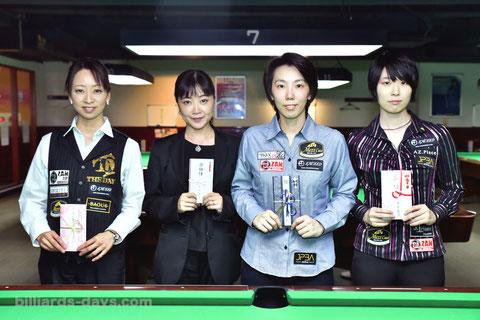 2018 JPBA Women's Pro Tour stop#3 in Tokyo